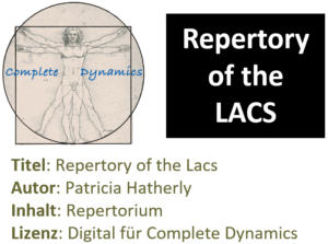 Zusatzlizenz REP: Repertory of the Lacs (Patricia Hatherly)